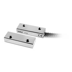 Satel B-3A Metall-Magnetkontakt + Kabelschutz