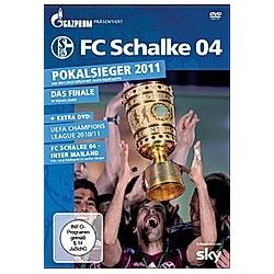 FC Schalke 04 - Pokalsieger 2011 - DVD  Filme