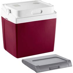 MobiCool MV26 2. D Kühlbox EEK: A++ (A+++ - D) Thermoelektrisch 12 V, 230V Rot, Grau, Weiß 25l
