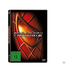 Spider-Man Trilogie DVD