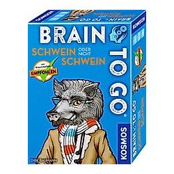 BRAIN TO GO® - Schwein oder nicht Schwein