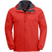 Jacket M lava red XXXL