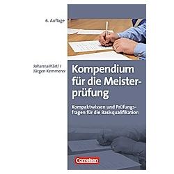 Kompendium für die Meisterprüfung