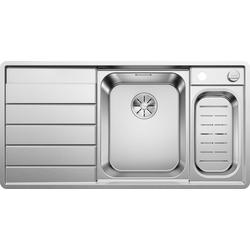 Blanco Küchenspüle AXIS III 6 S-IF, rechteckig
