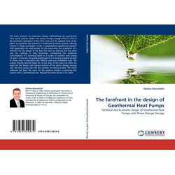 The forefront in the design of Geothermal Heat Pumps als Buch von Matteo Bonardello