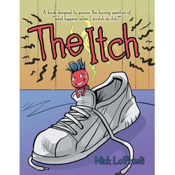 The Itch als Taschenbuch von Nick Lopresti