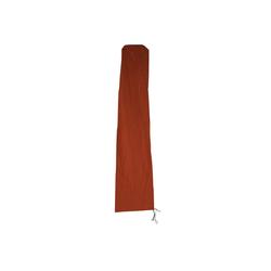 MCW Abdeckhaube Schutzh?lle-MCW-4, Innenseite mit wasserdichter PVC-Beschichtung, Für Ampelschirm HWC bis 4m rot