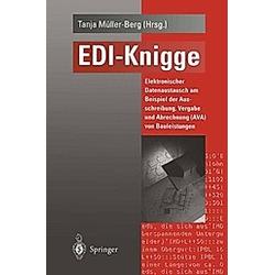EDI-Knigge - Buch