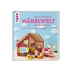 Die wunderbare Häkelwelt der Bommelie. Annelie Kojic  - Buch