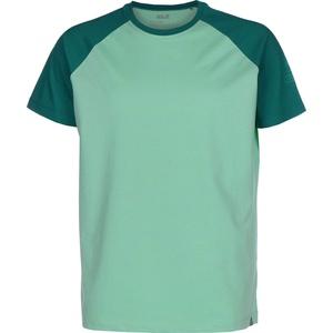 Jack Wolfskin Herren 365 Flash T-Shirt, Pacific Green, XXL