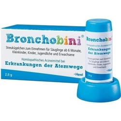 BRONCHOBINI Globuli 2 g