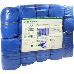 BEEM Schutzbezüge f.Straßenschuhe blau 100 St