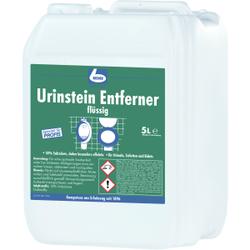Dr. Becher Urinstein Entferner, Befreit Urinale wirksam und schnell von Urinstein, 5 Liter - Kanister