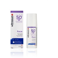 Ultrasun Gesicht Anti-Aging und -Pigmentation Gel LSF 50+ 50 ml