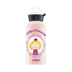 Sigg Trinkflasche Alu-Trinkflasche Cars Speed, 400 ml rosa