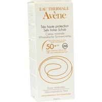 Avène Mineralische Creme LSF 50+ 50 ml