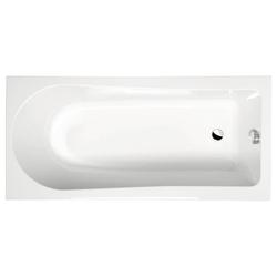 HAK Badewanne LISA Badewanne mit Füßen, 160x70x47 cm