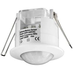 Bewegungsmelder Infrarot zur Unterputz Installation LED geeignet 230V