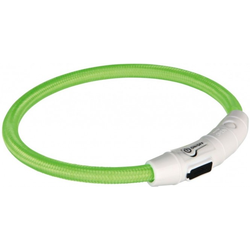 USB Flash Leuchtring - grün
