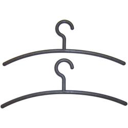 Ruco Kleiderbügel, (Set, 15-tlg), Kunststoff