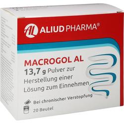 MACROGOL AL 13,7 g