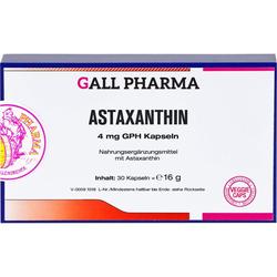 ASTAXANTHIN 4 mg GPH Kapseln 30 St.