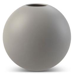 Ball Vase Grau 30 cm  Cooee Design