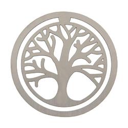Lesezeichen auf Karte Baum des Lebens
