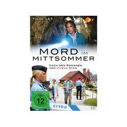 Mord im Mittsommer 4 & 5 DVD