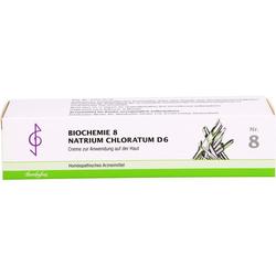 BIOCHEMIE 8 Natrium chloratum D 6 Creme 100 ml