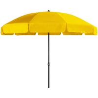 Doppler Sunline III Ø 250 cm gelb