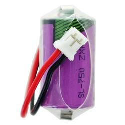 Tadiran Sonnenschein Inorganic Lithium Battery SL-750/T mi Batterie