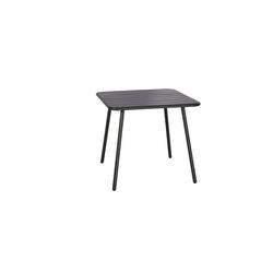 KARE Esstisch Tisch Bora Bora 80x80