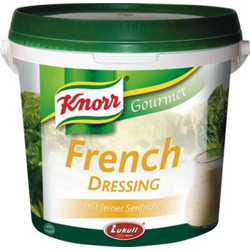 Knorr French Dressing Salatdressing mit feiner Senfnote 5000g