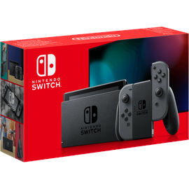 Nintendo Switch grau (Modell 2019)