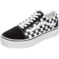 VANS Old Skool Platform black-white/ white, 36