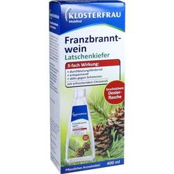 KLOSTERFRAU Franzbranntwein Latschenk.Dosierfl. 400 ml