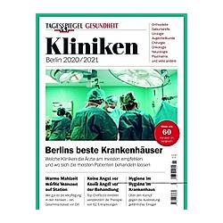 Kliniken Berlin 2020/2021