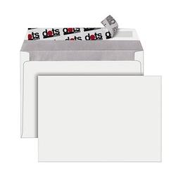 dots Briefumschläge DIN C6 ohne Fenster weiß 250 St.