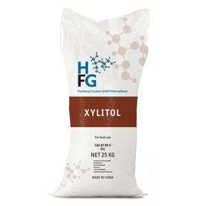 No Sugar Sugar Premium Xylit mit 1:1 Süßkraft gegenüber Zucker 0,4 kg, 1kg, 4,5kg, 25kg, verwendbar als kalorienarmer Zuckerersatz, bekannt aus Supermarkt und Drogerie in Deutschland, feinkörnig (25 kg (fein))