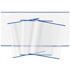 10 HERMA Buchumschläge transparent