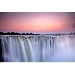 Fototapete Victoria Falls, glatt 3,50 m x 2,60 m