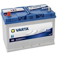 Varta Starterbatterie Kofferraum Varta 5954050833132 MITSUBISHI PAJERO IV (V8_W, V9_W)