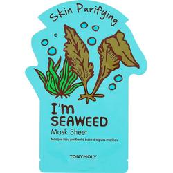 TONYMOLY Tuchmaske I'm Real Seaweed