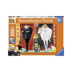 Ravensburger Puzzle Puzzle 100 Teile Minions Ich - einfach, Puzzleteile