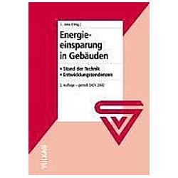 Energieeinsparung in Gebäuden - Buch