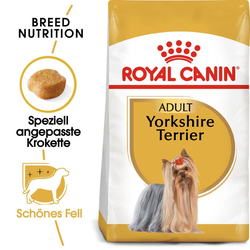 ROYAL CANIN Yorkshire Terrier Adult Hundefutter trocken 500 g