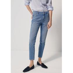 someday Ankle-Jeans Cianu sitzt wie eine zweite Haut, dank Elastomultiester 40