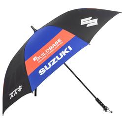 Suzuki Racing Großer Regenschirm 19-SBSB-UMB - Größe:Einheitsgröße