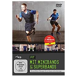 Fit mit Minibands und Superbands - DVD  Filme